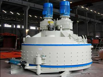 JN250 planetary concrete mixer