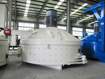 JN330 planetary concrete mixer for sale