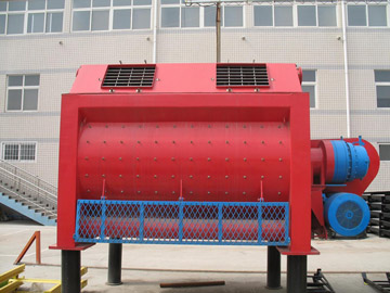 JS3000 compulsory concrete mixer