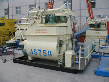 JS750 mixer