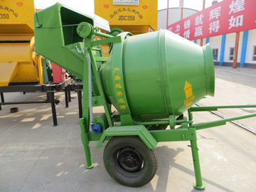 JZC mini concrete mixer