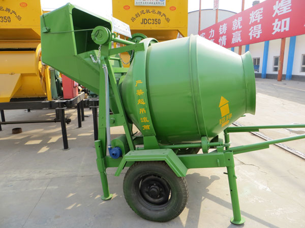 JZC reverse drum concrete mixer for sale