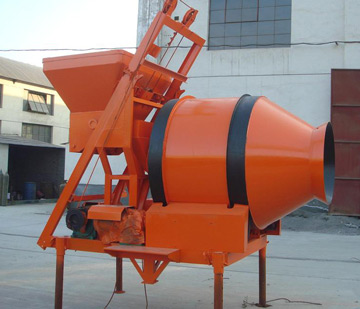 JZM500 portable electric concrete mixer