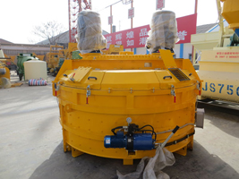 Sicoma twin shaft concrete mixers for sale