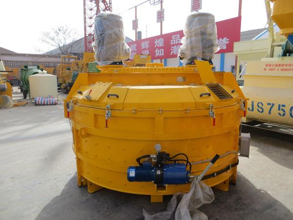 changli sicoma concrete mixer