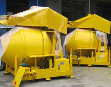 diesel cement mixers