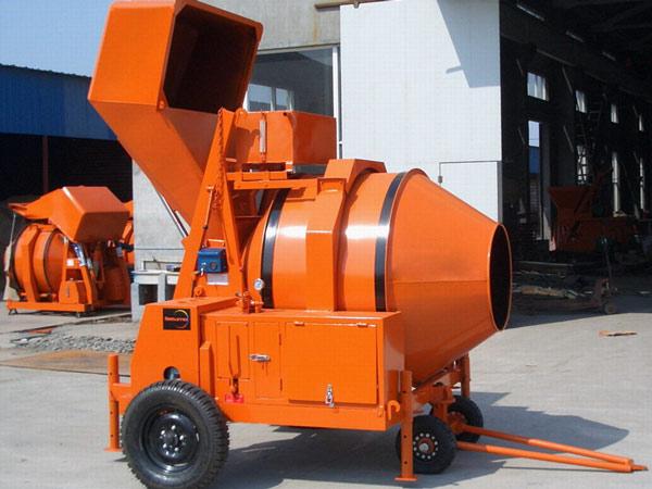 diesel concrete mixer price