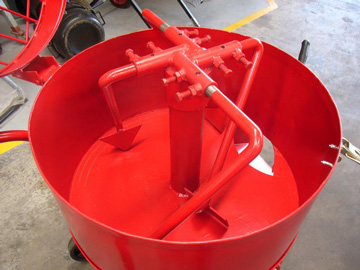 High Quality Concrete Pan Mixer For Sale From China