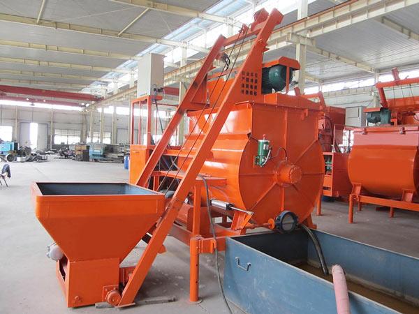 foam concrete mixer machine price