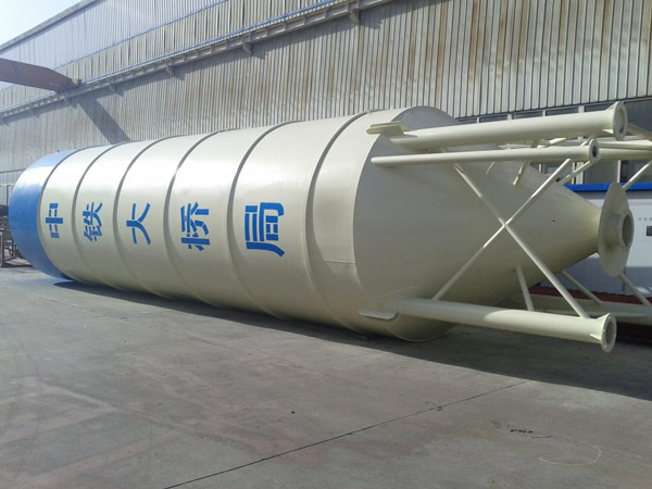 Cement Silo of Concrete Batching Plants