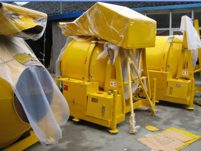 changli diesel engine concrete mixers delivery