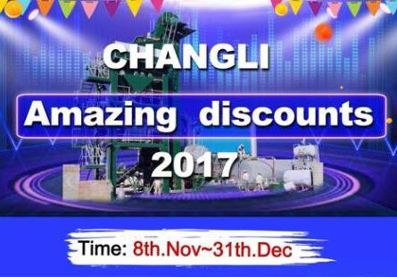 amazing discount