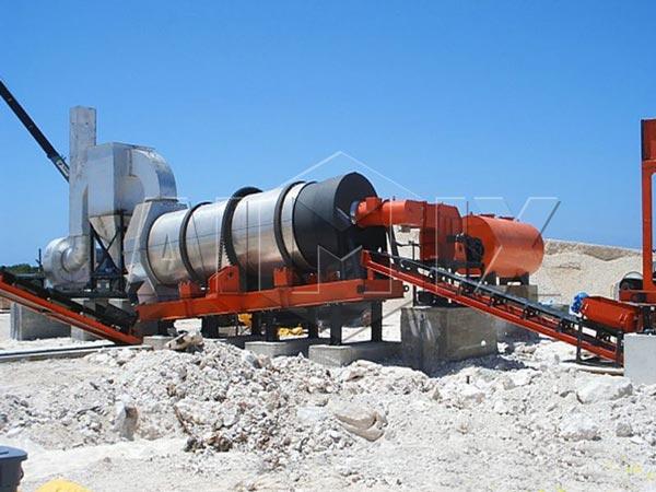 ALT40 asphalt mixing plant
