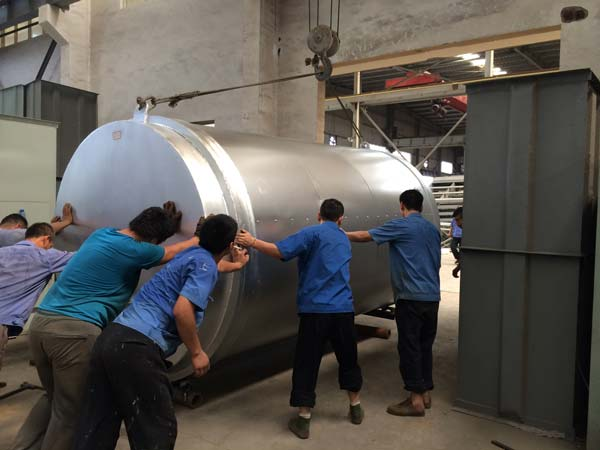 Aimix dry mortar production line package 3
