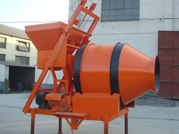 JZM500 large portable concrete mixer