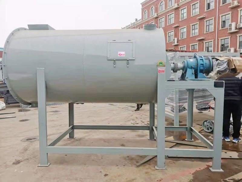 3t dry mortar production line exported