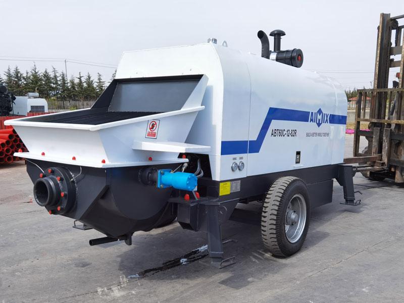 ABT60C concrete pump